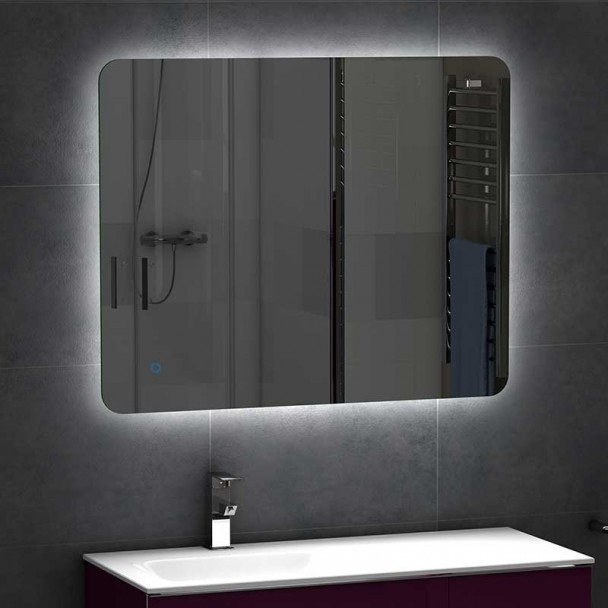 Espejo Led Verona para Baño