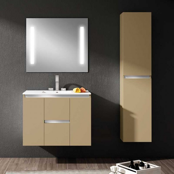 Conjunto Mueble de Baño Módena Fashion