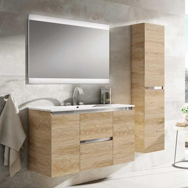 Conjunto Mueble de Baño Módena Dubai