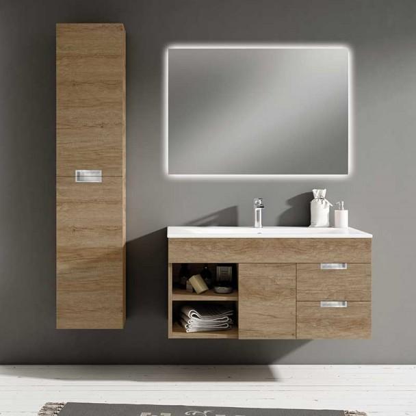 Conjunto Mueble de Baño Etna Light