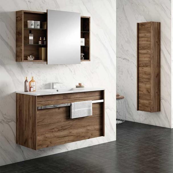 Conjunto Mueble de Baño Milán Camerino