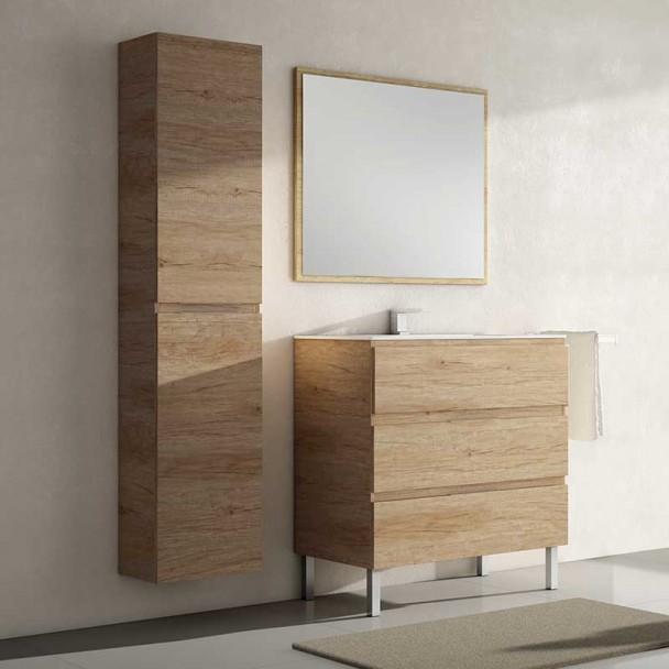 Conjunto Mueble de Baño Catania 3C Italia
