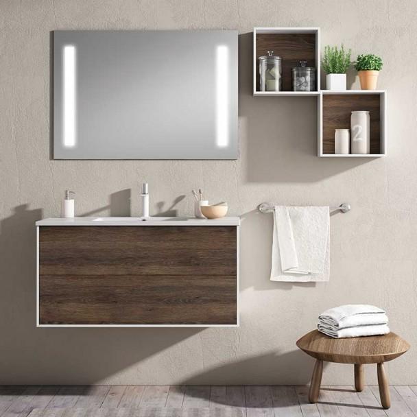 Conjunto Mueble de Baño Push-Pull Fashion