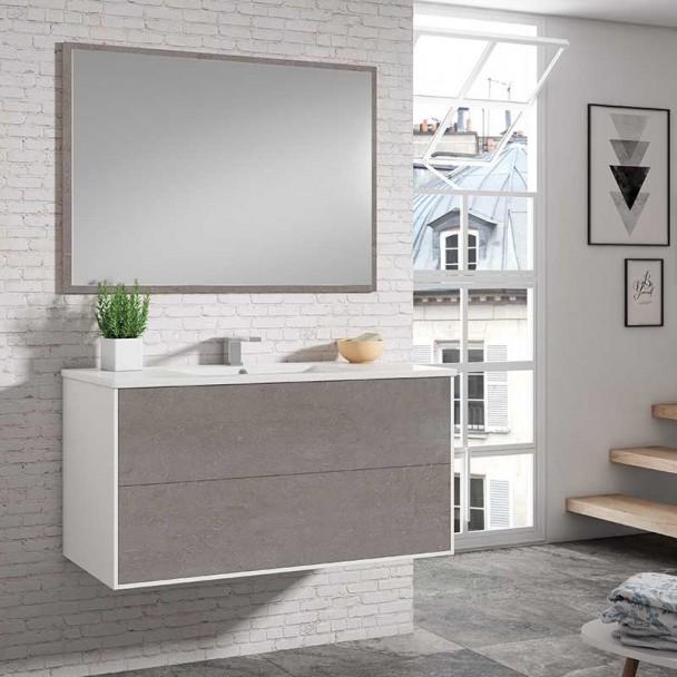 Conjunto Mueble de Baño Push-Pull Italia