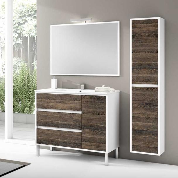 Conjunto Mueble de Baño Roma Verónica