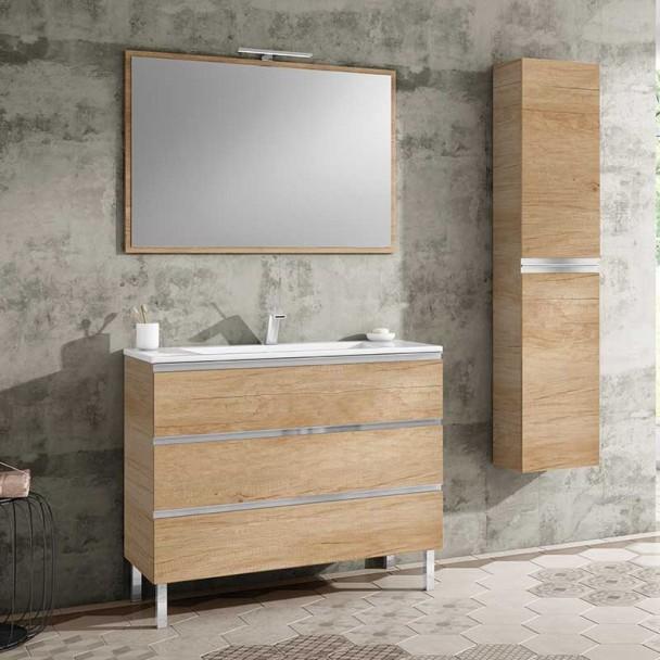 Conjunto Mueble de Baño Monza 3C Pandora