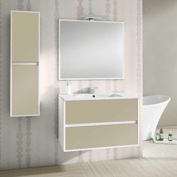 Conjunto Mueble de Baño Sicilia Italia