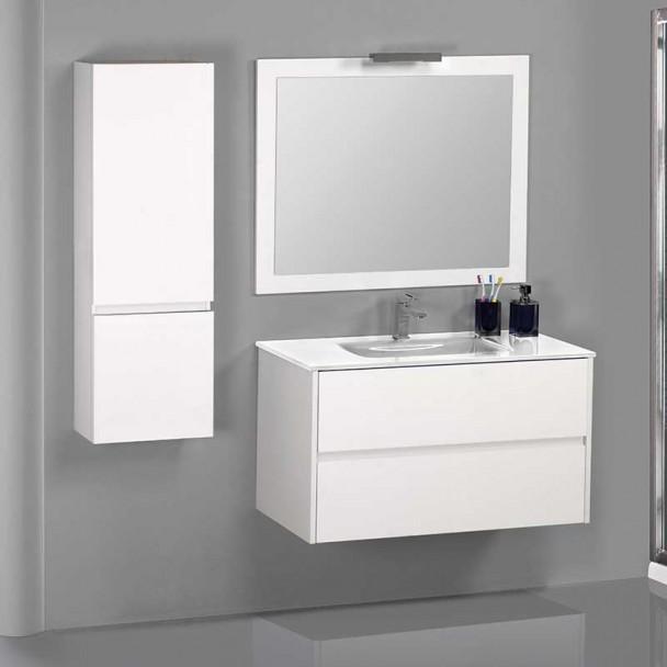 Conjunto Mueble de Baño Noelia 2C Verónica