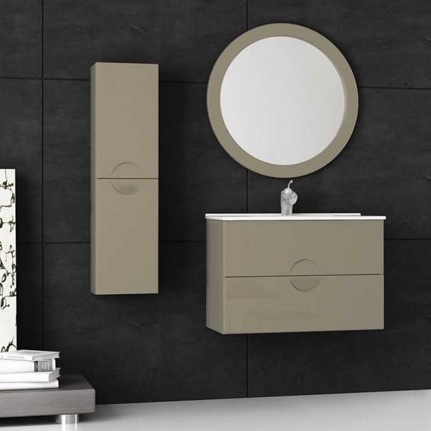 Conjunto Mueble de Baño Esfera 2C