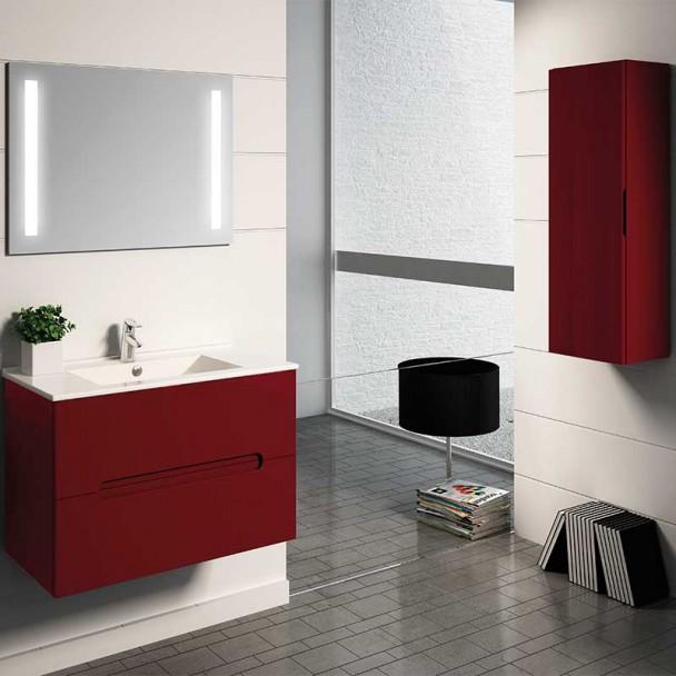 Conjunto Mueble de Baño Cabo 2C Fashion