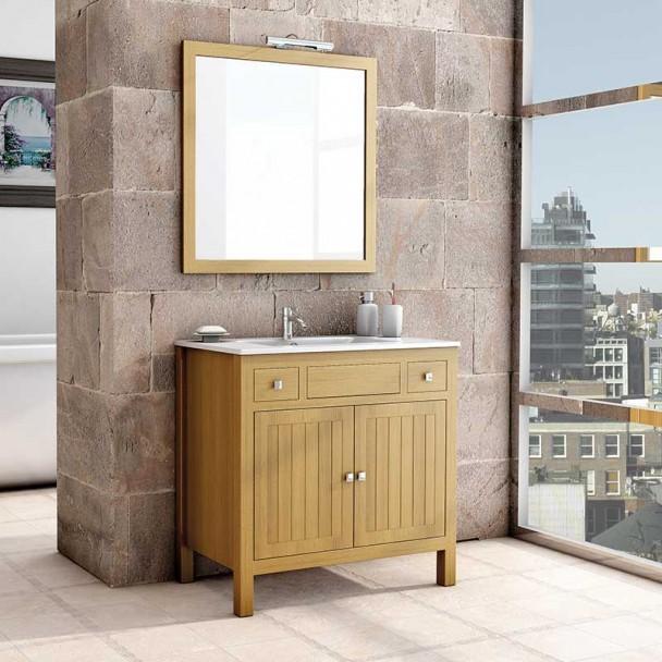 Conjunto Mueble de Baño Ibiza
