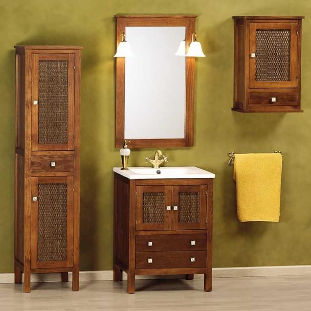 Conjunto Mueble de Baño Jaca