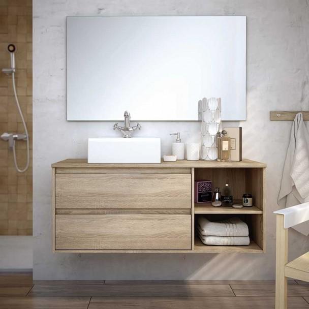 Conjunto Mueble de Baño Dénia Libra
