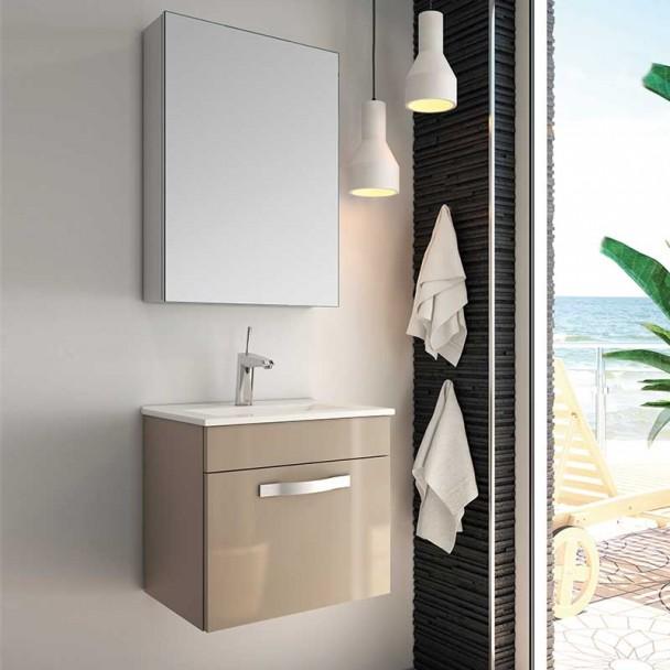 Conjunto Mueble de Baño Marbella Fondo Reducido