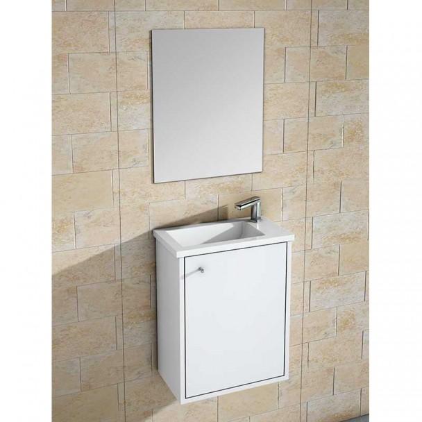 Conjunto Mueble de Baño Basic Suspendido