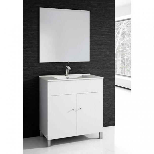Conjunto Mueble de Baño Basic