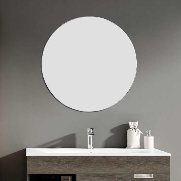 Espejo de Baño Zoom Redondo