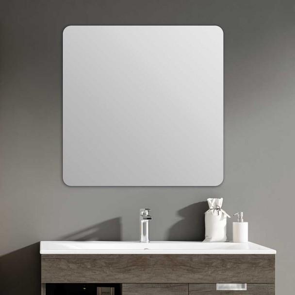 Espejo de Baño Zoom Cuadrado