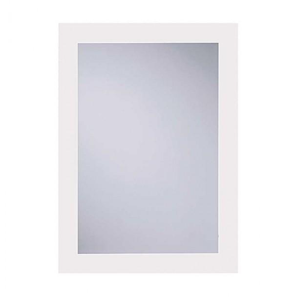 Espejo de Baño Luna Blanco 55x75 cm