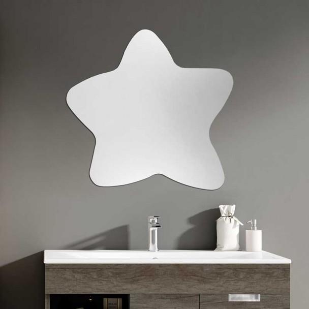 Espejo de Baño Estrella 80 cm