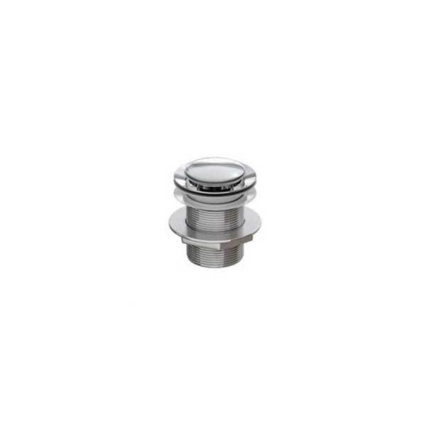 Válvula Clic-Clac Tapón Central para Lavabo con Rebosadero