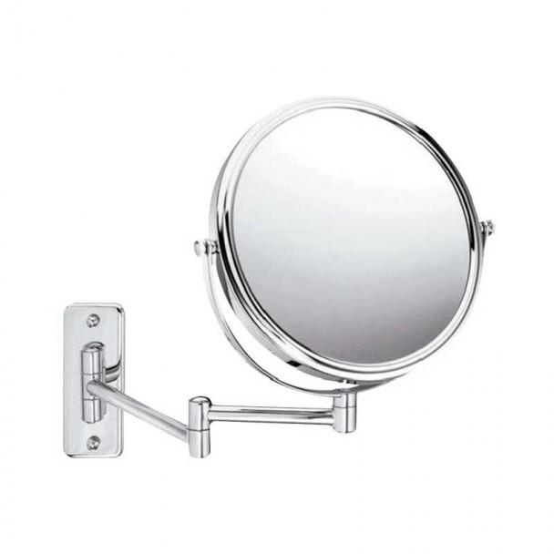 Espejo Maquillaje Doble Cara 20 cm