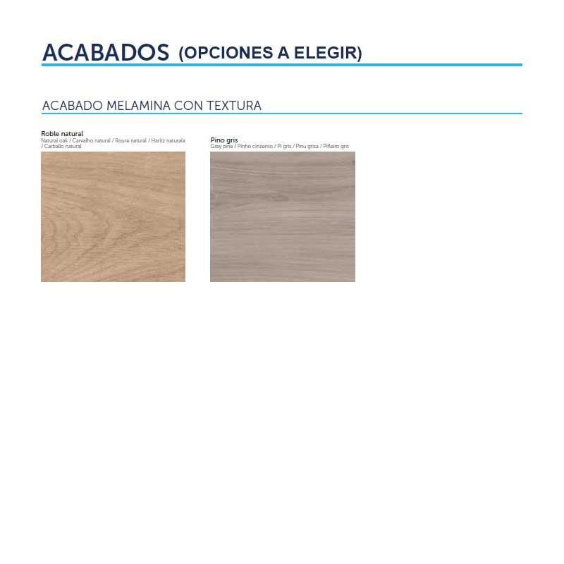 21f441a8dd22 Mueble para Baño Hole Ambar con Lavabo Encimera de Solid Surface