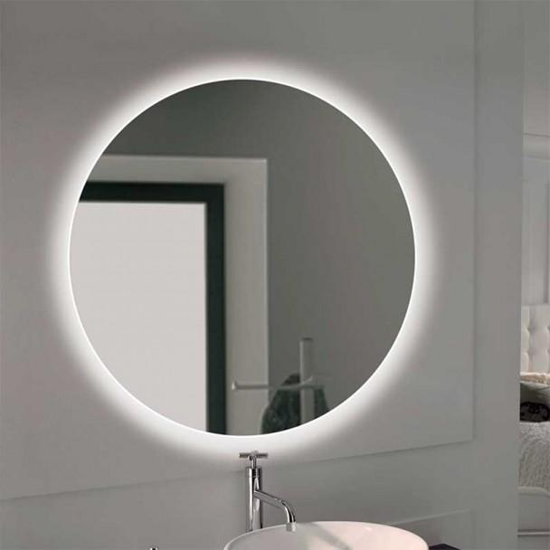 Espejo de baño LED Cassiopeia