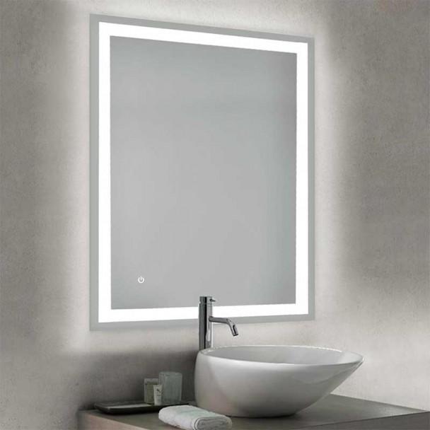 Espejo de baño LED Hércules