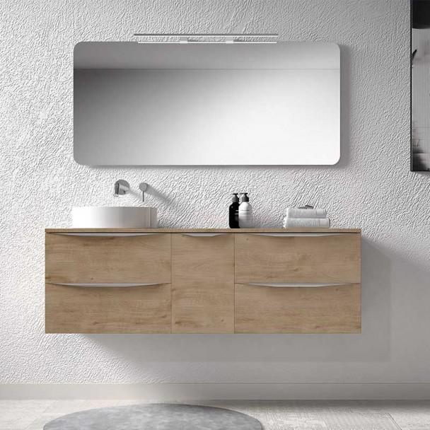 Conjunto para Baño Landes Modular 150 4 Cajones