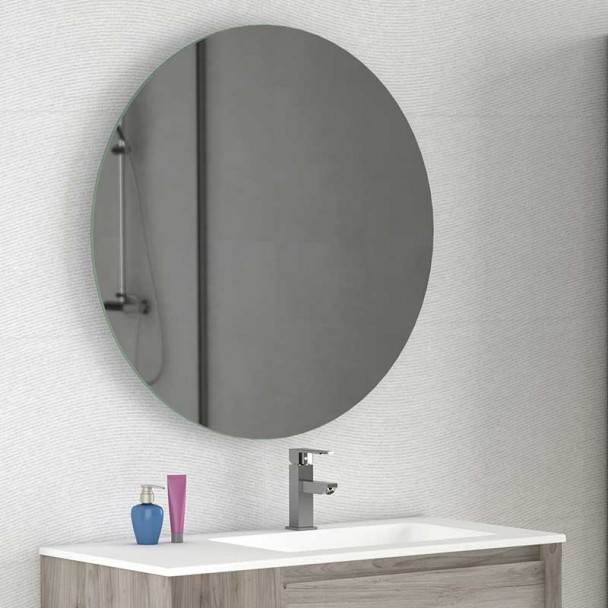 Espejo Bano.Espejo De Bano Redondo