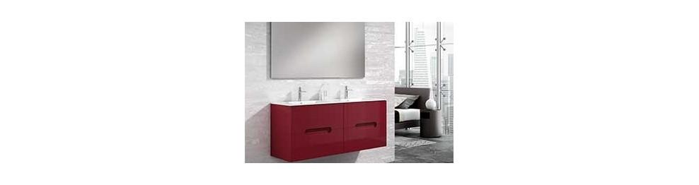 Muebles de Baño Doble Lavabo