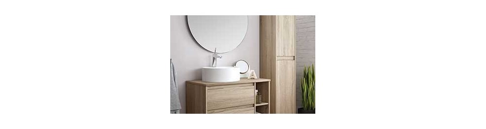 Muebles de Baño Lavabo sobre Encimera